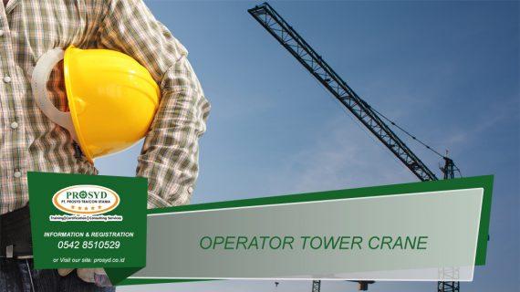 Training K3 Operator Tower Crane