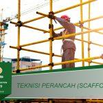 Training K3 Teknisi Perancah (Scaffolding)