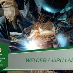 Training Welder Juru Las