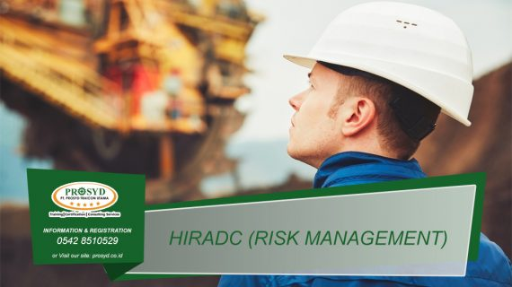 Training HIRADC (Risk Management)