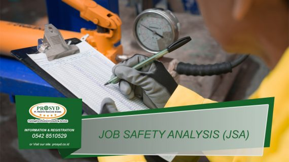 Training JSA (Job Safety Analysis)