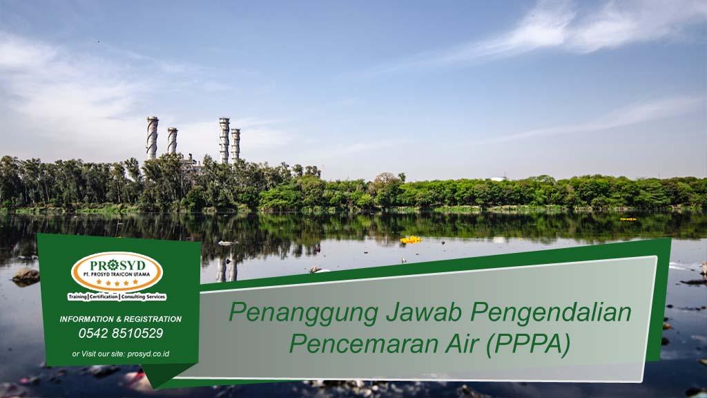 Penanggung Jawab Pengendalian Pencemaran Air PPPA