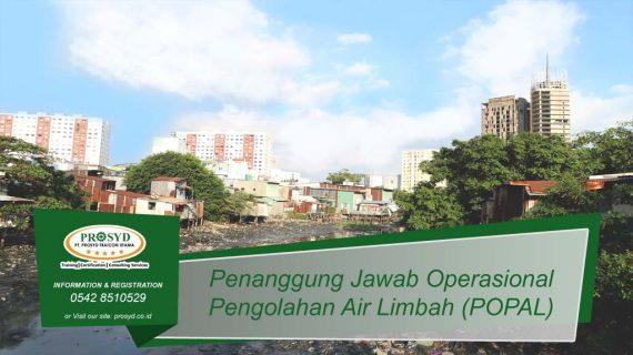 Penanggung Jawab Operasional Pengolahan Air Limbah (POPAL)