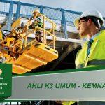 Pelatihan Ahli K3 Umum Makassar