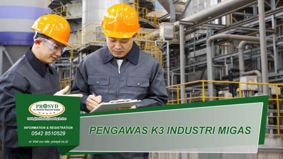 Pengawas K3 Industri Migas