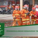 Training Regu Penanggulangan Kebakaran Tingkat C (Tingkat Dasar 2)