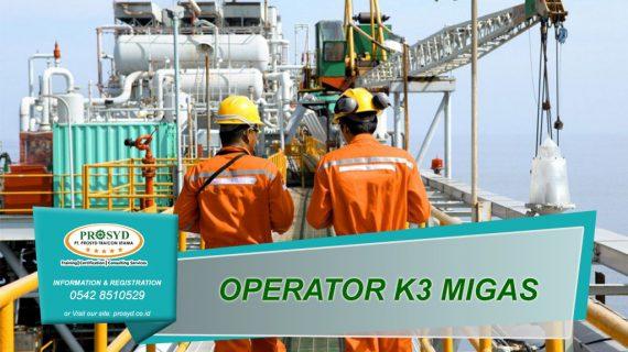 Operator K3 Migas Promo 2021
